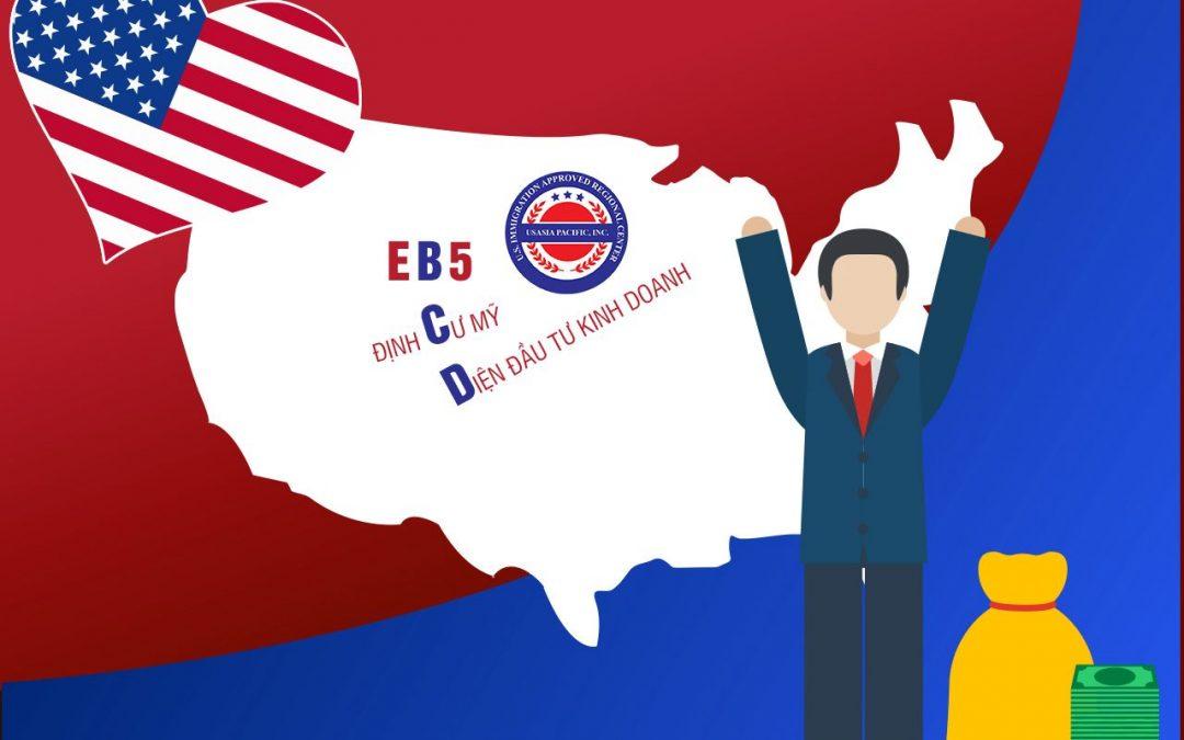 Đầu tư định cư EB5 theo diện kinh doanh tại Mỹ
