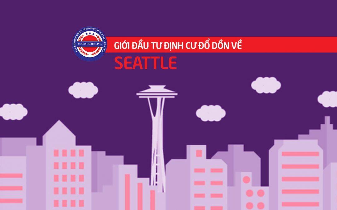 Giới đầu tư định cư đổ dồn về Seattle