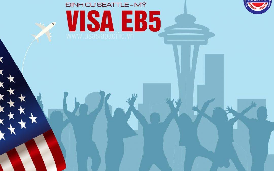 Định cư Mỹ tại Seattle dễ dàng với visa EB5