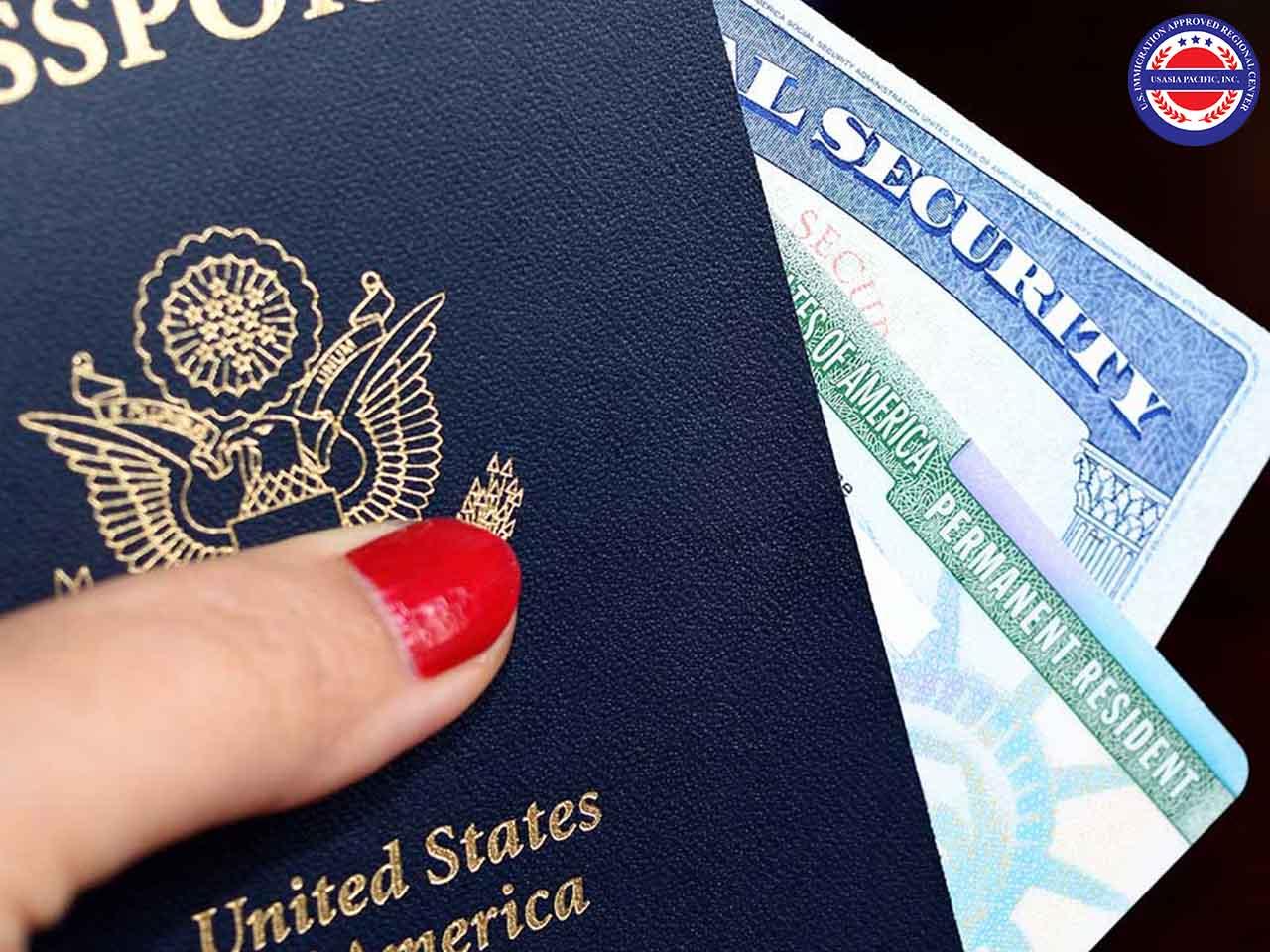 Thẻ xanh và những quyền lợi