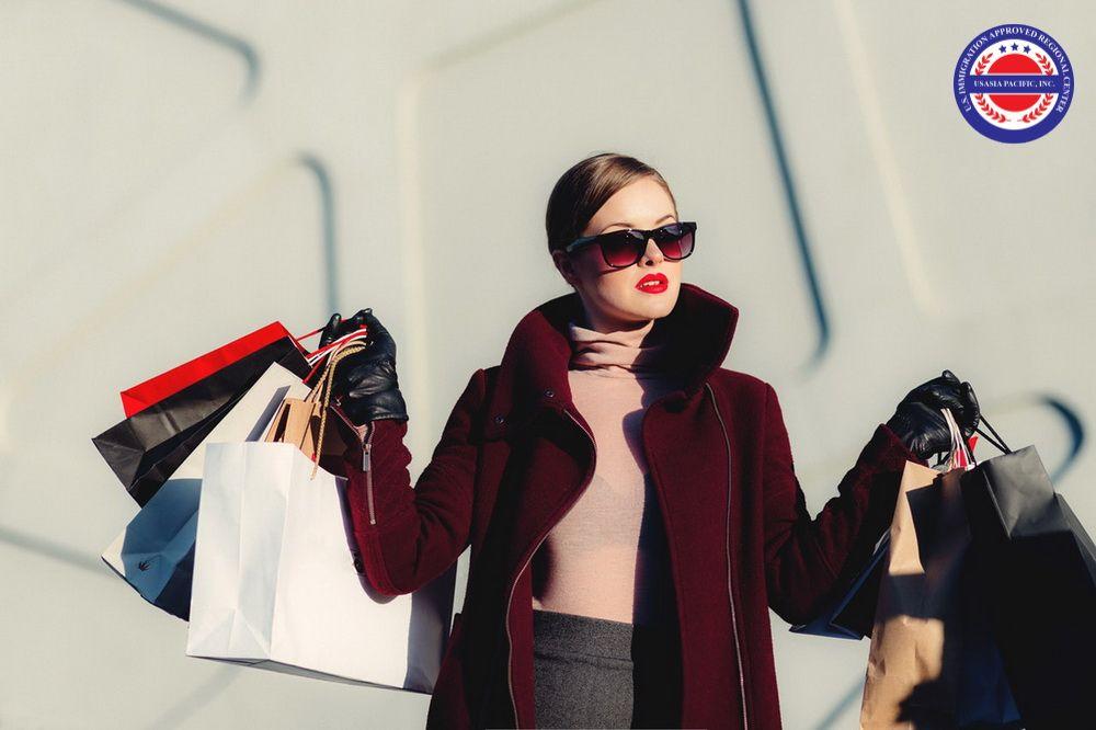 Hoa Kỳ là thiên đường mua sắm của cả thế giới